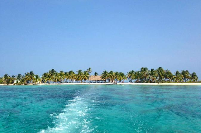 Placencia to Laughing Bird Caye National Park Snorkeling Trip