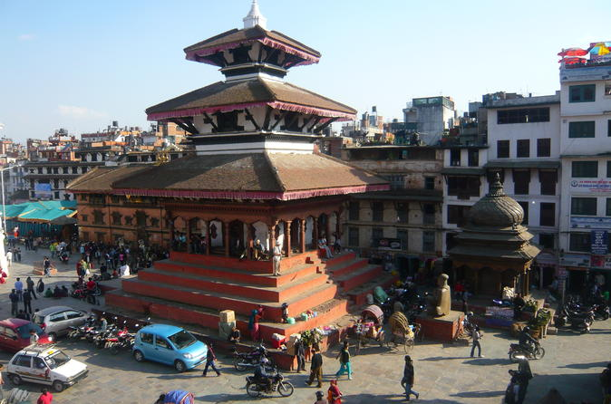 Full Day Private Cultural and Historical Tour in Kathmandu Valley