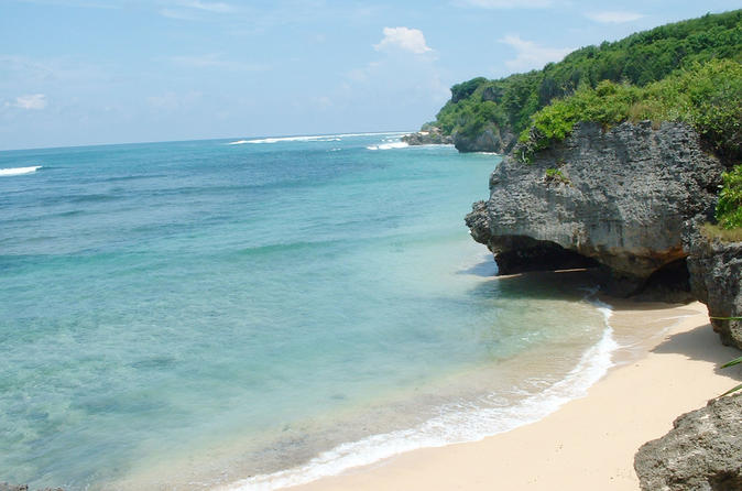 Green Bowl Beach Tour - Hidden Beach In Bali