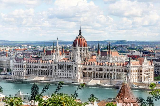 Budapest Full-Day Trip From Vienna