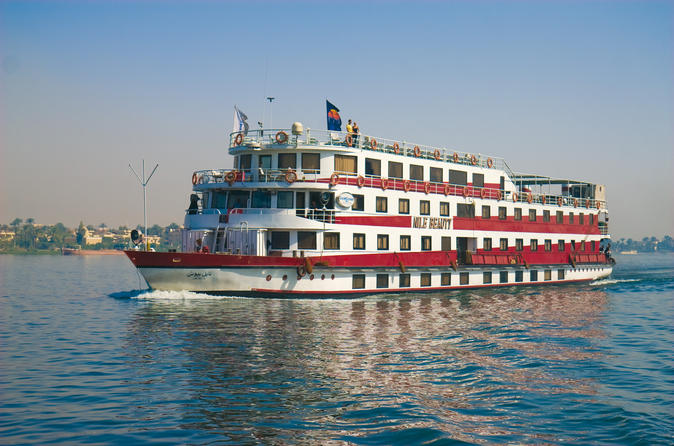 5-Day 4-Night Nile Cruise from Luxor to Aswan