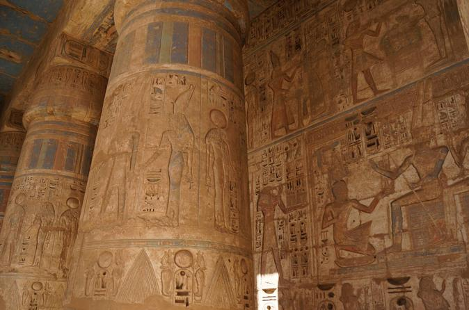 Private Day Tour: East and West Banks of Luxor
