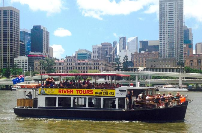 See The Best of Brisbane with River City Cruises