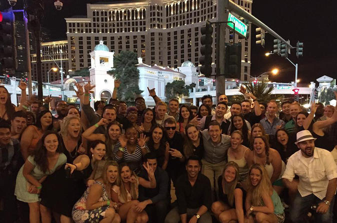 LAS VEGAS CLUB AND BAR CRAWL