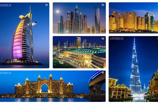 Dubai City Tour and Dinner Dhow Cruise Creek Combo Package