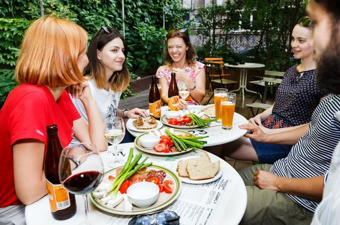 Bucharest Food Tour: Markets, Beer, and More by Small Group