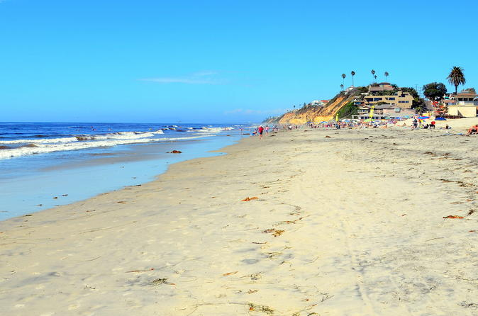 San Diego Private Beach Tour