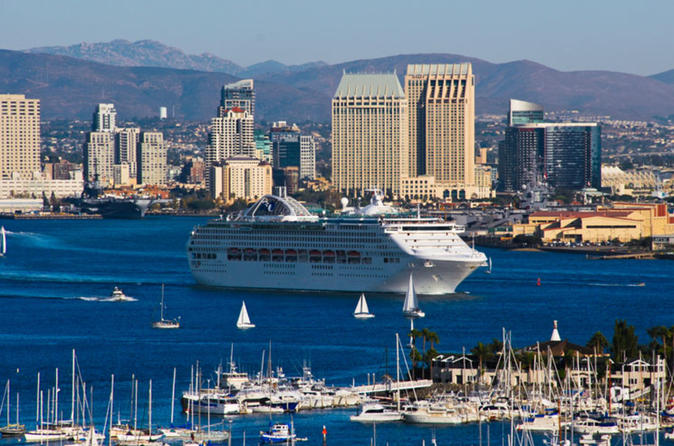 San Diego Shore Excursion: City and La Jolla Coast Tour