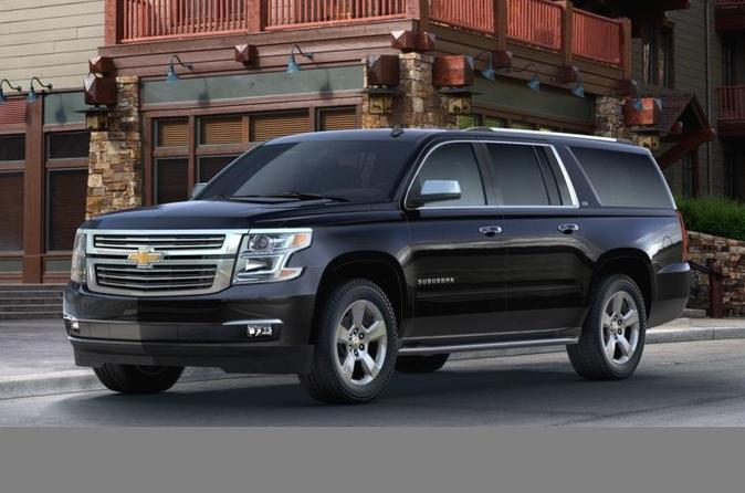 Seattle-Tacoma International Airport  Arrival Private Transfer by Luxury SUV