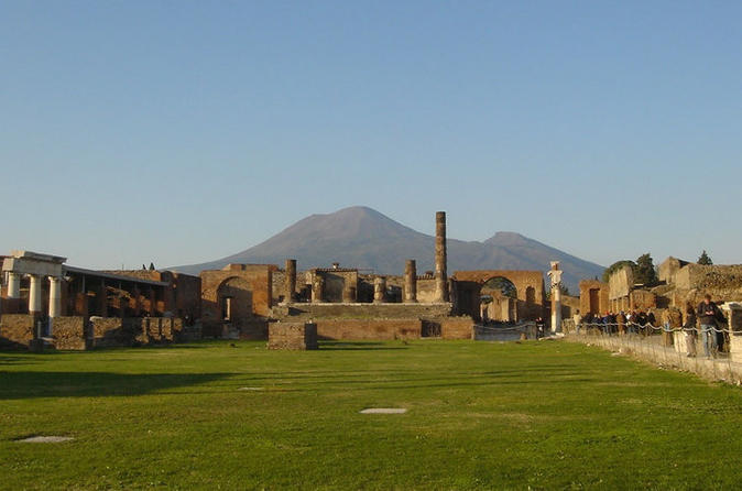 Pompeii Ruins with Private Guide