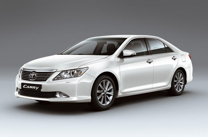 Private Pattaya Arrival Transfer: Airport to Hotel by Car