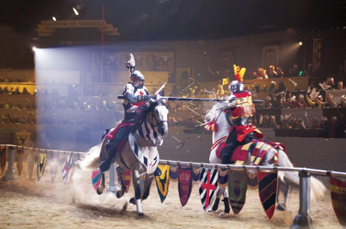 Medieval Times Dinner and Tournament in Dallas