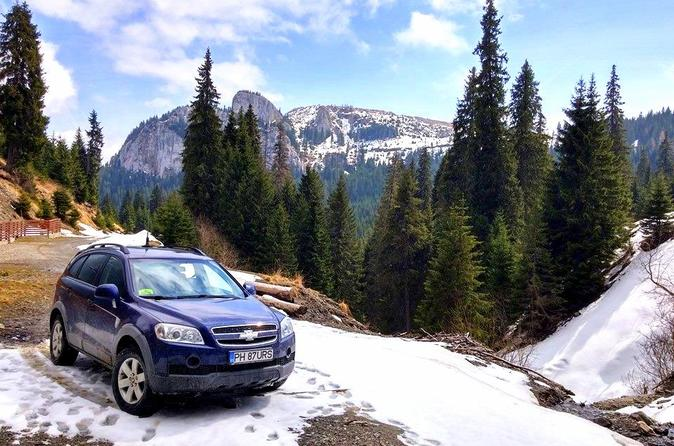 Carpathian Private Off-Road Adventure: Myths and Natural Wonders