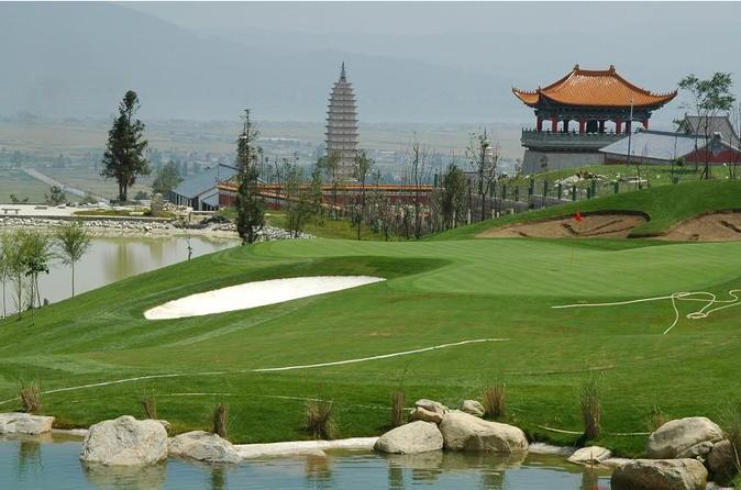 1 Day Golf Tour at Dali Stone Mountain Golf Club with Sightseeing