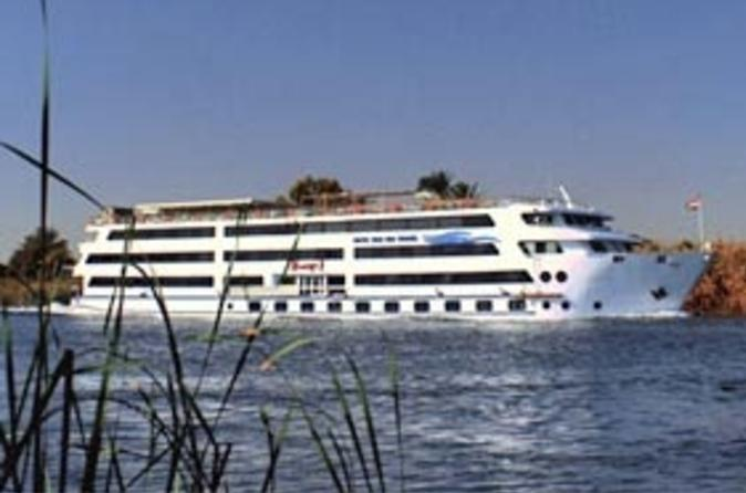 Reise bei Casumo auf dem Nil mit A While on the Nile