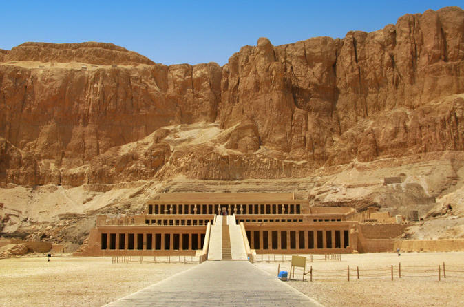 Luxor West Bank Private Valley of the Kings, Hatshepsut Temple