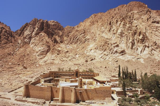 Private Tour: St Catherine's Monastery