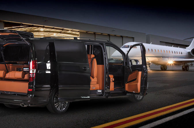 Private Transfer from Zurich Airport or City to Zermatt