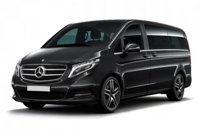 Transfer from Geneva Airport to Saas-Fee