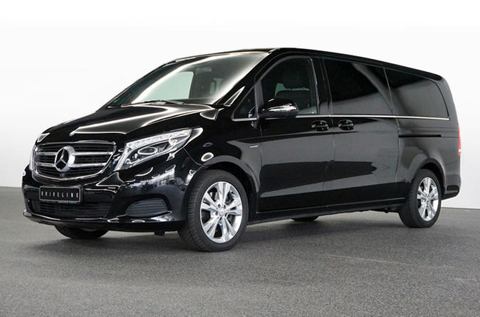 Transfer from Zurich Airport or City to Saas-Fee