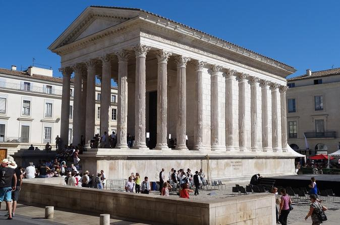 Full Day Private Tour of Roman Monuments