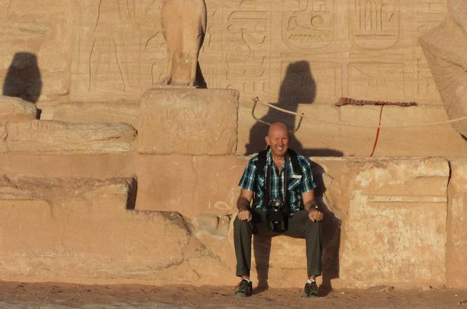 guided trip to Luxor East bank Karnak temple Luxor Temple full day from luxor hotels  or Nile cruise