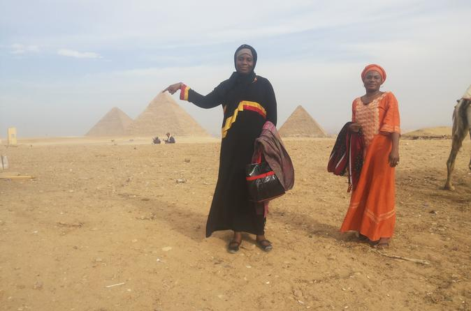 pahraonic history day tour  Ancient Egypt pyramids of Giza Sphinx  Memphis and Sakkara step pyramids from Cairo or Giza hotels