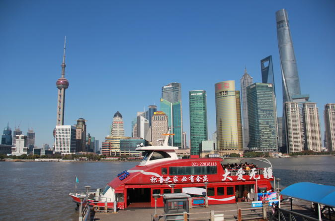 Flexible Private Layover Tour: Amazing Shanghai in Your Way