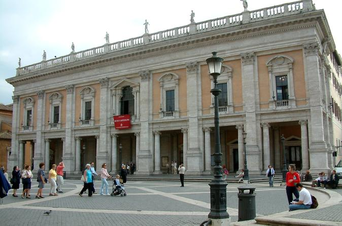 Capitoline Hill and Museums Private Family Tour
