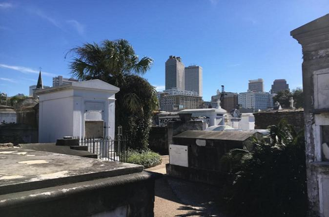 New Orleans Cemetery History Tour