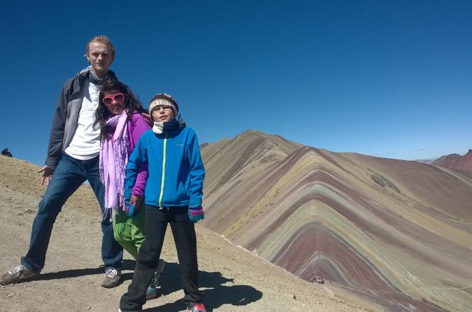 Private Rainbow Mountain full day tour from Cusco