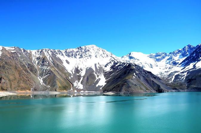 Cajón del Maipo Full-Day Small-Group Guided Tour with Picnic