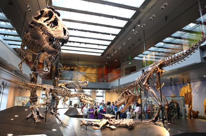 Admission: Natural History Museum of Los Angeles County