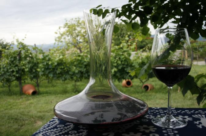 1 Day Wine Tour in Kakheti Region