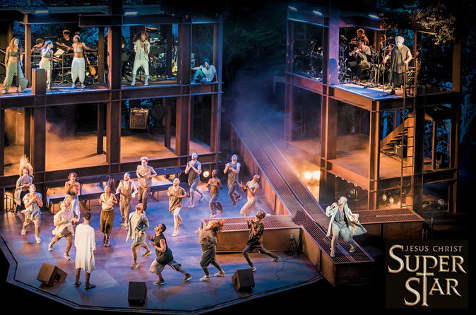 Jesus Christ Superstar at the Lyric Opera House