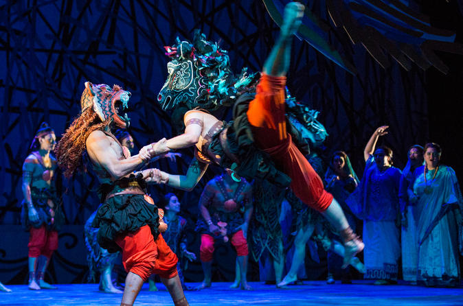 The Pearl Fishers at the Lyric Opera House