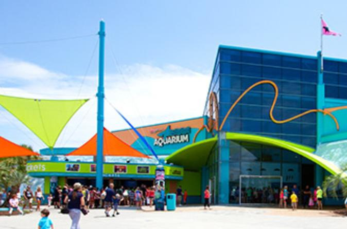 Ripleys Aquarium Myrtle Beach Admission
