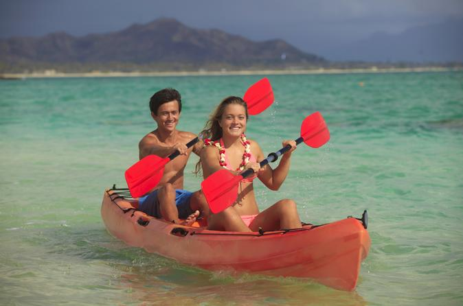 Kayak and Snorkel - Waterfall Hike and Paddle Tour