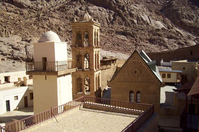 PRIVATE DAY TOUR TO ST CATHERINE MONASTERY FROM SHARM EL SHEIKH