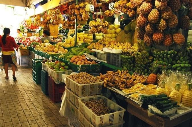 Private Half-Day Manila Wet Market and Food Tour