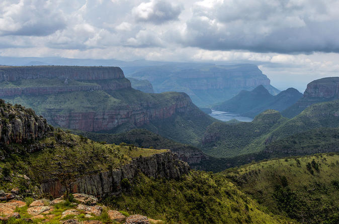 Panoramic Tour of the Blyde River Canyon