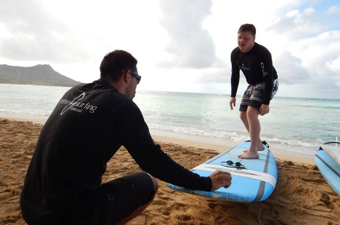 2-Hour Private Surfing Lesson