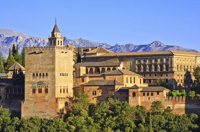 3-Night Andalucia Highlights Tour from Seville Including Granada and Cordoba