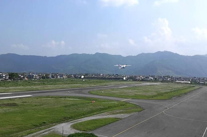 Pokhara Airport to Hotel Shuttle Service
