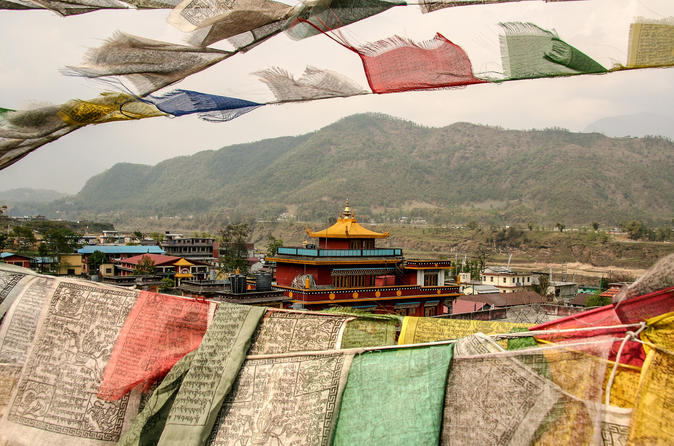 Private Tibetan Refugee Camp Day Tour in Pokhara