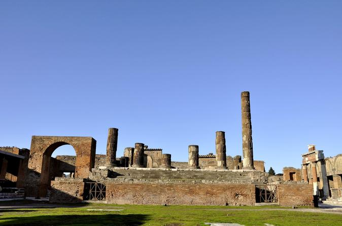 Pompeii Ruins 2-Hour Private Guided Tour