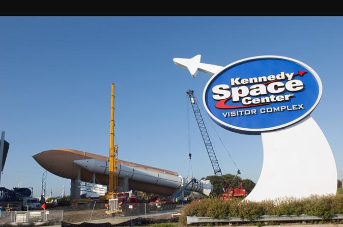 Admission to Kennedy Space Center with Transportation from Miami