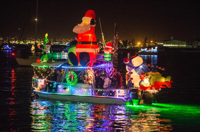 San Diego Bay Parade of Lights