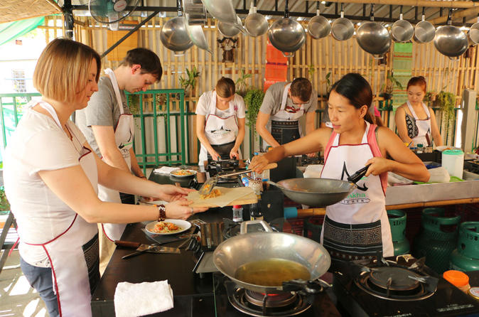 Thai and Akha Cooking Class in Chiang Mai