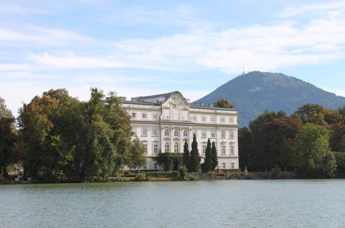 2- or 3-Night Schloss Leopoldskron Stay in Salzburg Including The Sound of Music Tour